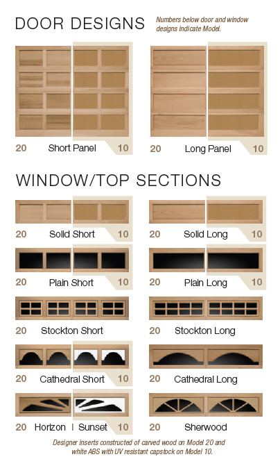 Door Design Options