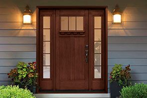 Stoneberger Garage Doors Unlimited carries Clopay's new line of energy efficient entry doors.
