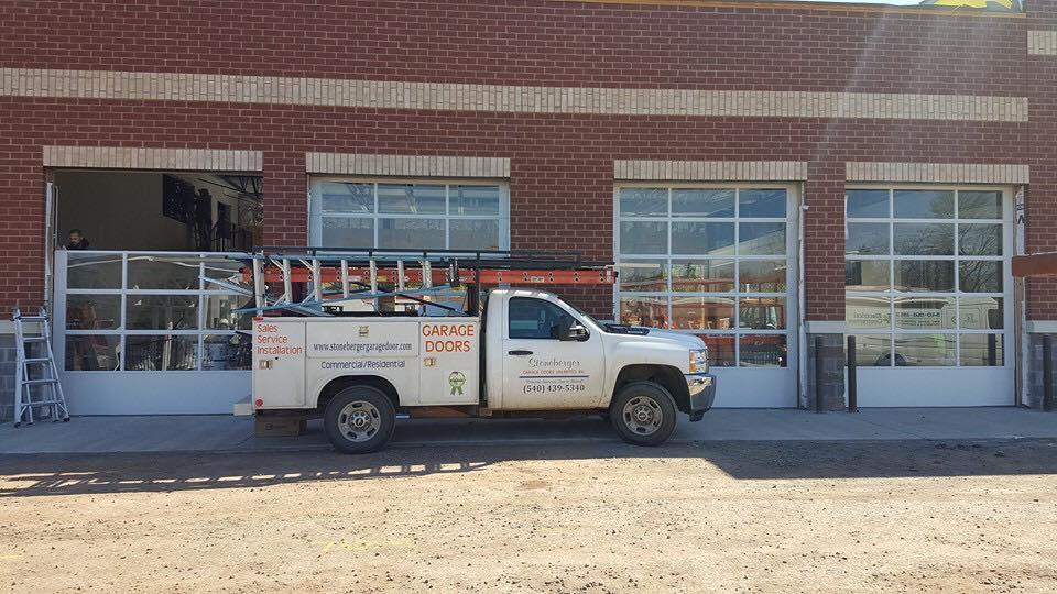 Stoneberger Garage Doors - Commercial Overhead Doors