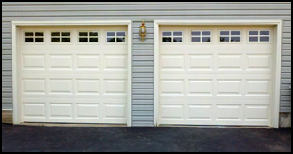 Clopay Model 3720 Commercial Doors
