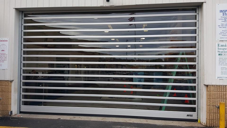 Stoneberger Garage Doors | Rytec Commercial Doors