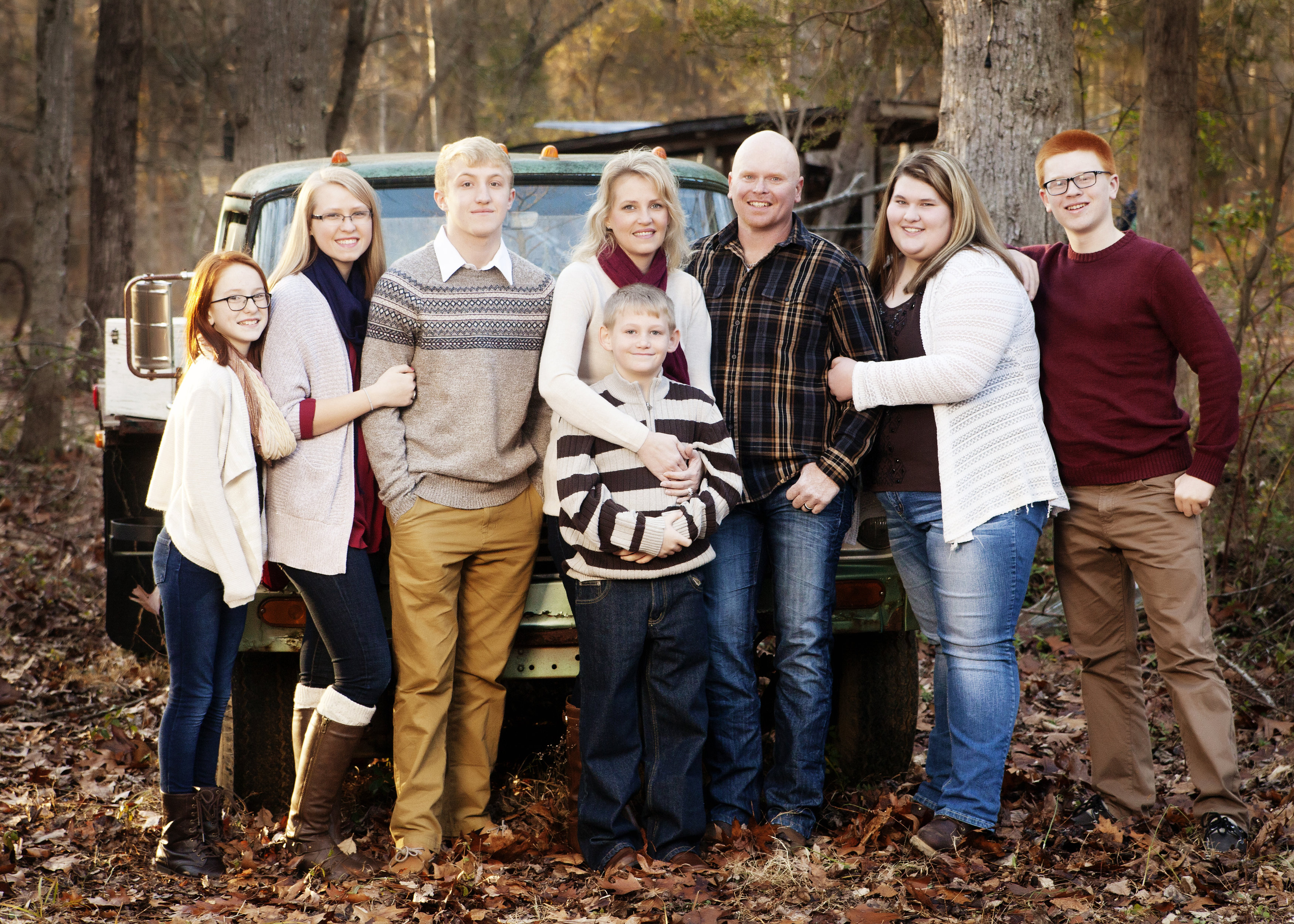 Stoneberger Family